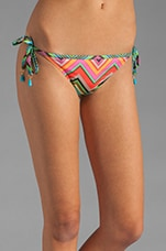 Caravan Tie Side Bottoms in Multi