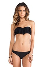 Sweetheart Bandeau in Black