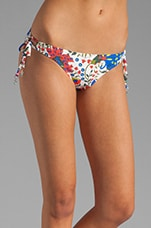 Trellis Floral Tunnel Bottoms in Multi