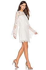Epitome Dress in White