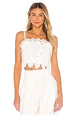 ELLIATT Harmonia Camisole in White