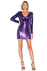 Endless Rose x REVOLVE Sequin Dress in Purple