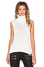GILET SANS MANCHES TURTLENECK VEST