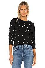 Equipment Nartelle Sweater in True Black