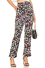 Equipment Florence Trouser in Eclipse Multi