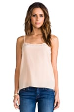 Cara Vintage Wash Cami in Nude