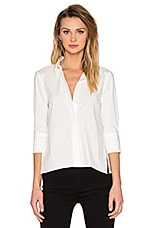 Esme Blouse en Bright White