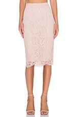 Essentiel Antwerp Kubus Skirt in Blush