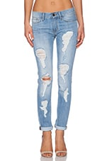JEAN BOYFRIEND DISTRESSED