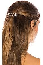 Ettika Hair Barrettes in Gold