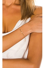Ettika X LUXE 14k Gold Link Bracelet in Gold