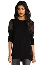 Visionary Jumper in Black