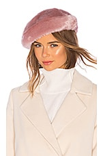 Eugenia Kim Mishka Hat in Rose