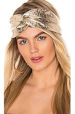Eugenia Kim Malia Headband in Gold