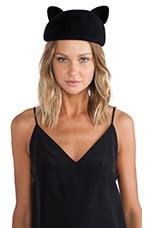 Eugenia Kim Caterina Hat in Black