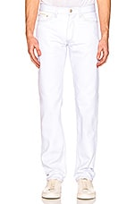 Eytys Cypress Twill Pant in White