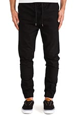 Def Tone Pant in Black