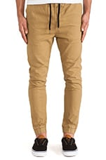Def Tone Pant in Light Brown