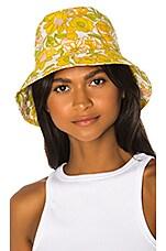 FAITHFULL THE BRAND Bucket Hat in Jolene Floral