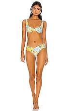FAITHFULL THE BRAND Pernille Bikini in Annina Floral
