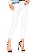 FRAME Le Skinny De Jeanne in Blanc