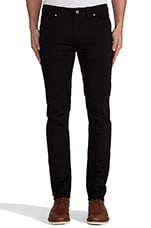 The Drake Stretch Pant in Black