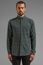 The 1920 Hatton Button Down in Woodland Green