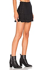 Dinding Mini Skirt in Black