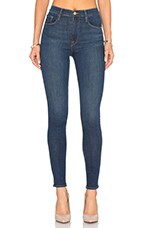 Ali High Rise Skinny in Holzmann