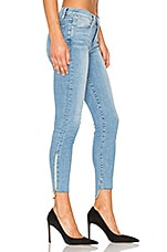 Denim Le High Skinny Stagger Zip in Jackson