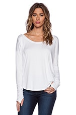 Cameron Top in White