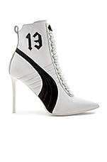 Fenty by Puma Sneaker Heel in White