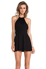 Hustler Dress in Black