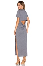 The Fifth Label For Real T-Shirt Dress in Concrete Marle