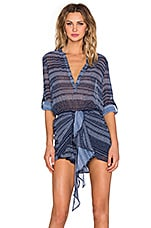 The Fifth Label Light The Way Romper in Arrow Print