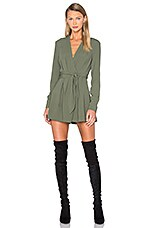 The Fifth Label Above & Beyond Playsuit in Khaki