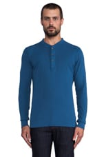 Hunters' Henley in Blue Jay