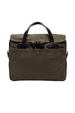 Original Briefcase in Otter Green