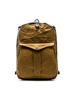 Journeyman Backpack in Tan