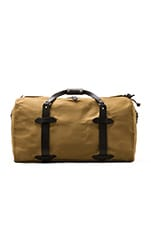 Medium Duffle in Tan