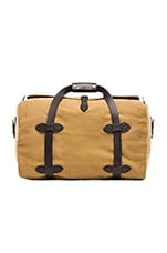 Small Duffle in Tan