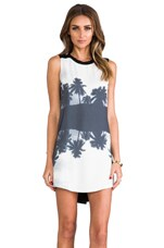 Moondance Tunic in Dress in Paradise Beach Monochrome/Black