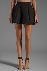 Great Deception Skirt en Noir