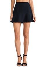 Retrograde Skirt in Navy