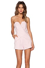Inbetween Days Romper in Blushing Bride