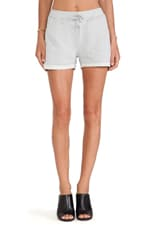 Sweat Shorts in Light Grey Marle