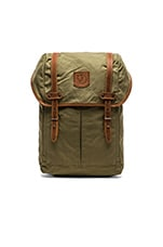 Rucksack No.21 Medium in Green