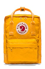 Fjallraven Kanken Mini in Warm Yellow