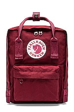 Kanken Mini Backpack in Ox Red