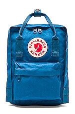 Fjallraven Kanken Mini in Lake Blue